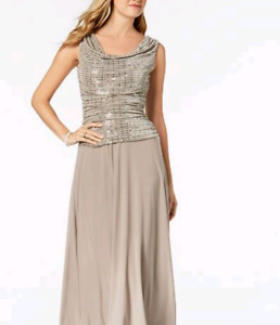 Brand new never worn Evening gown size 8