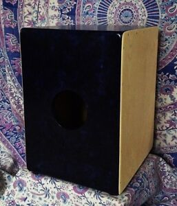 Cajon: 3n1 cajon 3 playing surfaces Tunable snare n tribal sides Cambridge Kitchener Area image 7