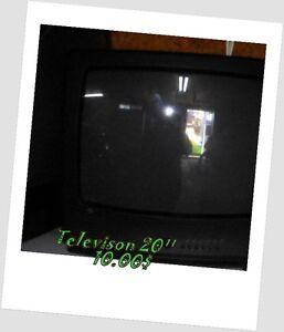 TV Catodique 20 pouce