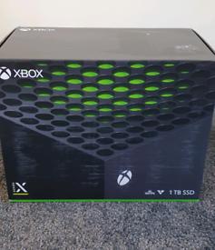 Xbox Series X (1TB) - Brand New, Sealed & Receipt