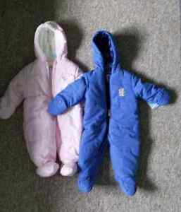6-9 months snowsuit - blue London Ontario image 1
