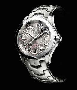 Authentique Tag Heuer Link Tiger Woods limited X/5500