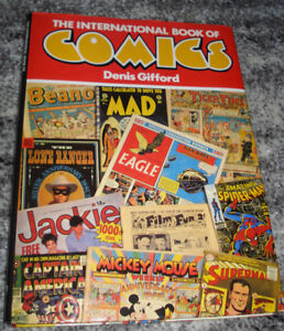 The International Book Of Comics Hardcover