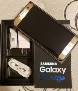 Samsung Galaxy S7 Edge Unlocked 32 GB GOLD