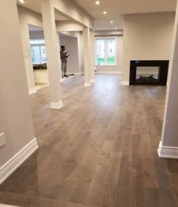 Profesional Hardwood and Laminate Installation, All GTA