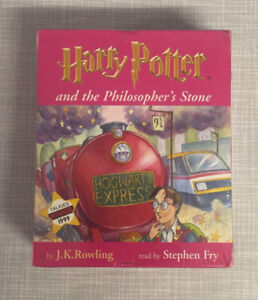Harry Potter and the PhilosopherStone Read by Stephen Fry - 6