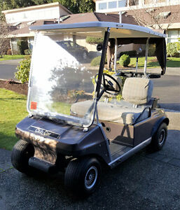 Electric Golf Cart -  Club Car 1989 DS