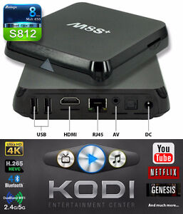 UNLIMITED FREE TV & MOVIES with M8S+ TV Box