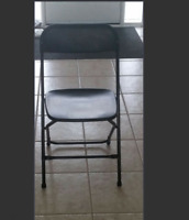 Renting chairs and tables