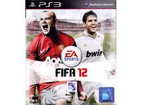 FIFA 12 (PS3 Game) PlayStation 3