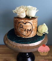 Butter + Vanilla Baked Goods - Custom Cakes, Cupcakes & More!