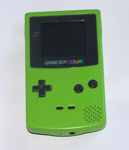 Game Boy Colour: