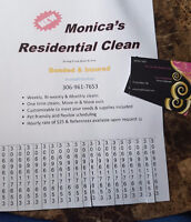 Monica's Residential Clean