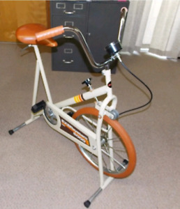 LOOKING FOR AN OLD EXERCISE BIKE