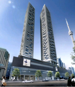 HARBOUR PLAZA RESIDENCES 1 bed+den with parking