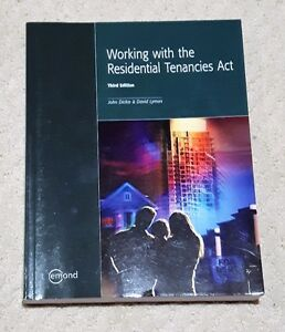 Working with the Residential Tenancies Act