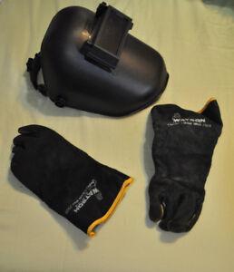 Student Welding equipment