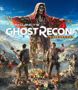"NVIDIA - Code Jeux PC "" For Honor / Ghost Recon Wildlands """