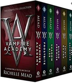Vampire Academy Books