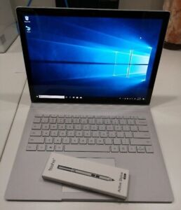Mint Condition Microsoft Surface Book i7 16GB RAM 512GB HDD