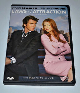 laws of attraction DVD St. John's Newfoundland image 1