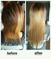 CHEAP HAIR EXTENSION INSTALLATION by PROFESSIONAL