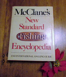 McClane's New Standard Fishing Encyclopedia - A. J. McClane 1974