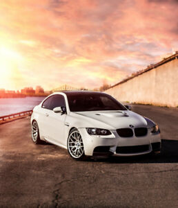 BMW E92 M3 COMPETITION PACKAGE