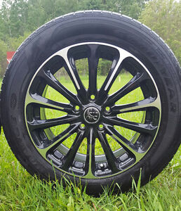 **GORGEOUS RIMS WITH TIRES**