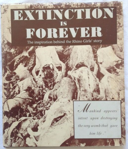 Extinction is Forever - The Inspiration Behind the Rhino Girls' Story