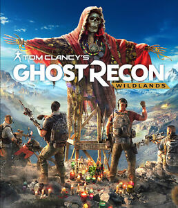 """NVIDIA - Code Jeux PC """" For Honor ou Ghost Recon Wildlands """""""