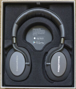 Bowers & Wilkins PX Noise Cancelling Bluetooth Headphones