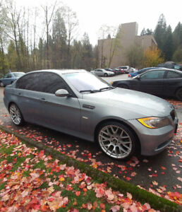 2006 BMW 3-Series trade for Harley