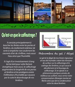 SPÉCIAUX Lavage de vitres et Calfeutrage - Autres Gatineau Ottawa / Gatineau Area image 2