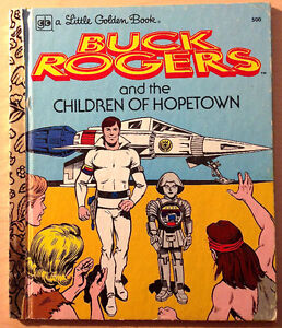 Buck Rogers and the Children of Hopetown Hardcover Book