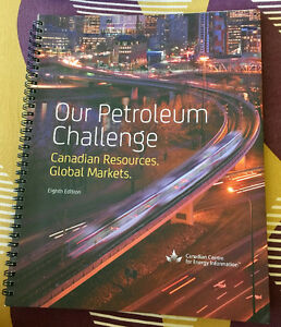 Geology: Our Petroleum Challenge (Eighth Edition)