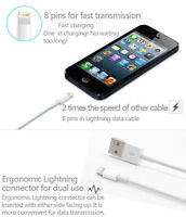 APPLE LIGHTNING CHARGING CABLE I PHONE 6 5 5s NEW $5.00