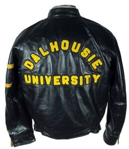 Wanted: Dalhousie Leather Jacket - Size XL