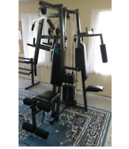 Muscle tech A-Body  multi station gym