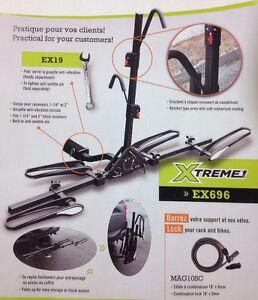 Support à vélo plate-forme - vélos