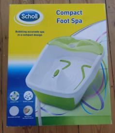 Sholl Compact foot spa