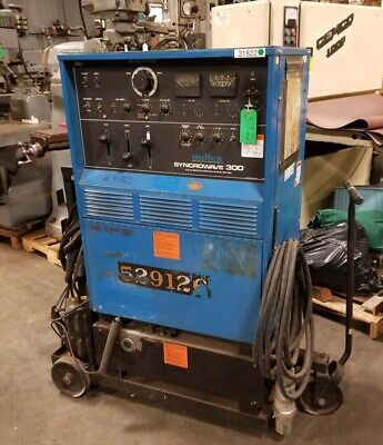 Miller Syncrowave 300 Inv.31822