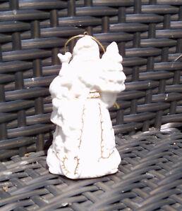 2001 Avon Santa ornament