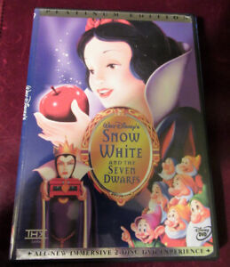 Six Movies on DVD for Children