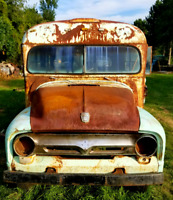 California short bus project/ plus some F100 parts for sale