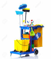 Janitorial service - low rate, free estimate