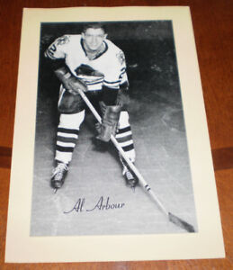 1944-64 Bee Hive Syrup Group 2 Hockey Photos