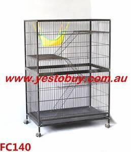 140cm Cat Ferret Hamster Rat Bird Aviary Budgie Pet Cage Wheel Oakleigh Monash Area Preview