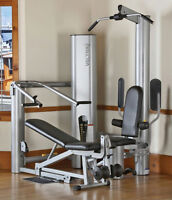 $3400 VECTRA ON-LINE MULTI-GYM FOR $1200 - PERFECT CONDITION