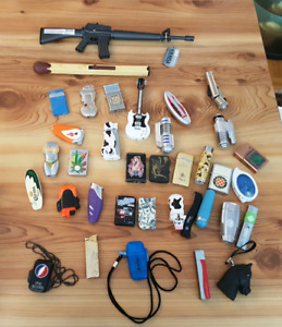 RARE Lighter Collection